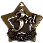 3rd Star Medal 60mm AM713